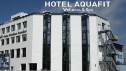 Buitenaanzicht Aquafit Wellness & Spa