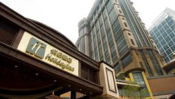 Exterior view Holiday Inn MACAO COTAI CENTRAL
