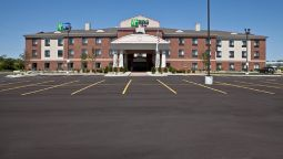 Exterior view Holiday Inn Express & Suites LANSING-DIMONDALE