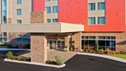 Exterior view SpringHill Suites Chattanooga Downtown/Cameron Harbor