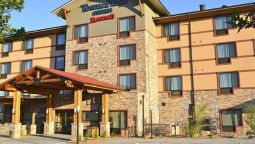 Buitenaanzicht TownePlace Suites Albuquerque North