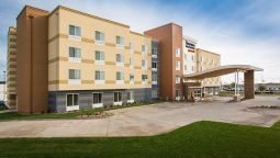 Exterior view Fairfield Inn & Suites Hutchinson