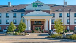 Buitenaanzicht Holiday Inn Express & Suites LAFAYETTE EAST