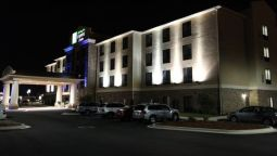 Buitenaanzicht Holiday Inn Express & Suites HUNTSVILLE AIRPORT