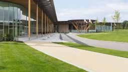 Exterior view Hilton at St George's Park