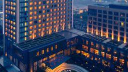 Exterior view Renaissance Shanghai Caohejing Hotel