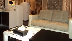 Hotel Private Enjoyed Home Apartment Tianqi International Apartment - Guangzhou