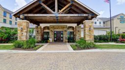 Exterior view Homewood Suites by Hilton Austin-Round Rock TX
