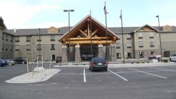 Exterior view Hampton Inn - Suites Pinedale