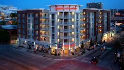 Buitenaanzicht Hampton Inn - Suites Chattanooga-Downtown TN