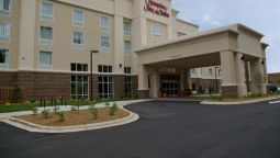 Exterior view Hampton Inn and Suites Huntersville