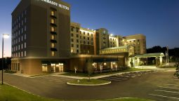Exterior view Embassy Suites by Hilton Columbus Airport