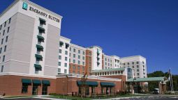 Buitenaanzicht Embassy Suites by Hilton Columbus Airport
