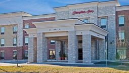 Buitenaanzicht Hampton Inn Detroit-Auburn Hills-Nrth-Great Lks Crossing- MI