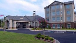 Exterior view Homewood Suites by Hilton Fort Smith