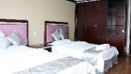 Double room (standard) Private-Enjoyed Home Apartment Jin Yuan Internetional Hotel Apartment Branch
