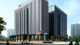 Exterior view Ramada Chengdu North