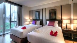 Room Arcadia Suites Phloenchit Bangkok by Compass Hospitality