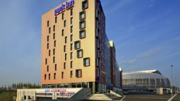 Buitenaanzicht Park Inn by Radisson Lille Grand Stade