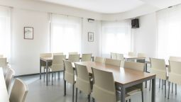 Breakfast room D' Investigadors Residencia Universitaria