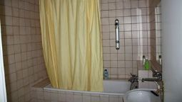 Bagno in camera Gay Hotel Villa Mansland