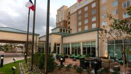 Exterior view Hilton Garden Inn Houston NW-America Plaza TX