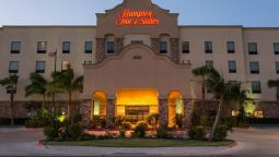Buitenaanzicht Hampton Inn and Suites Mission
