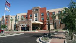 Buitenaanzicht Hampton Inn - Suites Phoenix Chandler-Fashion Center AZ