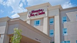 Exterior view Hampton Inn - Suites Denison TX
