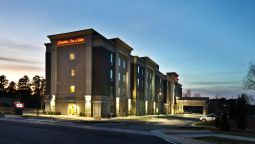 Exterior view Hampton Inn - Suites Holly Springs NC