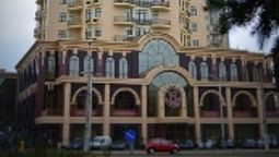 Exterior view Ark Palace Hotel