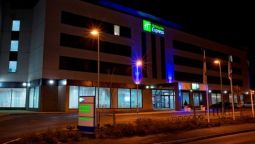 Buitenaanzicht Holiday Inn Express ROTHERHAM - NORTH