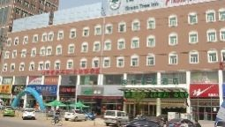 Exterior view Green Tree Inn Wenshang Baoxiang Temple Express Hotel