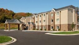 Exterior view MICROTEL BUCKHANNON