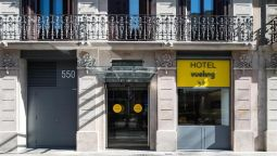 Exterior view Vueling BCN by HC