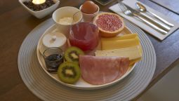 Ontbijtbuffet Hotel Les Charmes