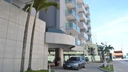 Exterior view Blue Tree Towers Macaé