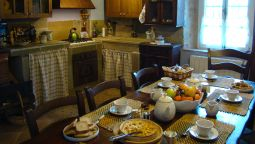 Breakfast buffet Borgo Tepolini Country House