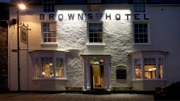 Hotel The Brown's - Laugharne, Carmarthenshire