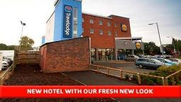 Buitenaanzicht TRAVELODGE TAMWORTH CENTRAL