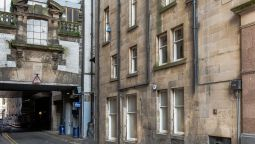 Buitenaanzicht TRAVELODGE EDINBURGH CENTRAL PRINCES STR