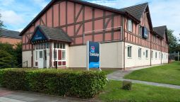 Exterior view TRAVELODGE LIVERPOOL AIGBURTH