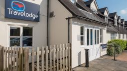 Exterior view TRAVELODGE PORTSMOUTH HILSEA