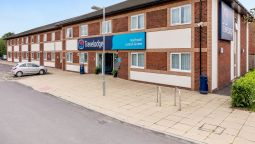Exterior view TRAVELODGE NORTHWICH LOSTOCK GRALAM