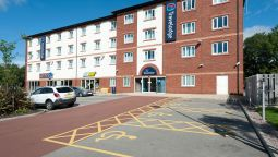 Exterior view TRAVELODGE WARRINGTON GEMINI