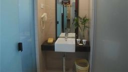 Bathroom Green Tree Inn Haiyang Road Tiancheng Business Hotel