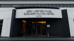 Exterior view Best Western Plus Business Faltom Hotel Gdynia