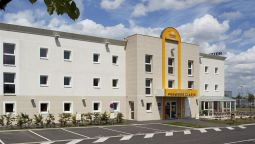 Exterior view Première Classe MAUBEUGE - Feignies Feignies