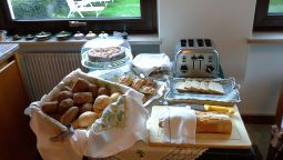 Breakfast buffet Villa al Vento