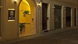 Exterior view Cavour Hotel